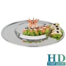 Блюдо кругле сервірувальне  d 48 см
