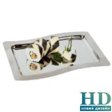 Блюдо прямокутне сервірувальне  28,5х20 см