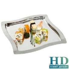 Блюдо квадратне сервірувальне 32,5х32,5 см