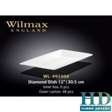 Блюдо ромб Wilmax (305 мм)