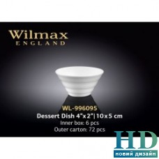 Емкость для десерта Wilmax (100х50 мм)