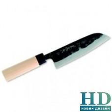 Нож Santoku Black Yaxell Kaneyoshi (165 мм)