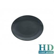 Тарелка круглая черная FoREST Fudo 750016 (18 см)