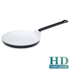 Сковорода алюминиевая блинная с керамическим покрытием  25*2, Карр