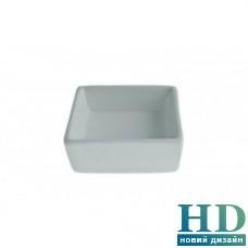 Салатник квадратный FoREST Fudo 754087 (6,5 см, 50 мл)
