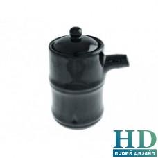 Чайник для соевого соуса черный FoREST Fudo 751915 (110 мл)