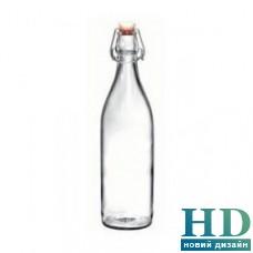 Бутылка с крышкой Bormioli Rocco 666260 (1 л)