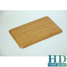 Бамбуковая подставка прямоугольная 10
