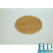 Бамбуковая подставка круглая 8