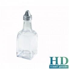 Графинчик для жидких специй 150 мл, стекло