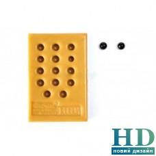 "130604 Форма для шоколада ""Жемчужины"" Silikomart (d10 мм)"
