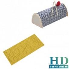 30TS006 Силиконовый коврик для декорирования STONE Martellato (30х20 см)