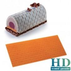 30TS012 Силиконовый коврик для декорирования BRICK Martellato (36х16,5 см)