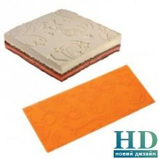 30TS013 Силиконовый коврик для декорирования COMETА Martellato (36х16,5 см)