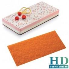 30TS018 Силиконовый коврик для декорирования DAISIES Martellato (36х16,5 см)