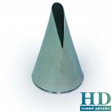 Насадка д/меш конус срезаный наискосок; 20*5 мм;