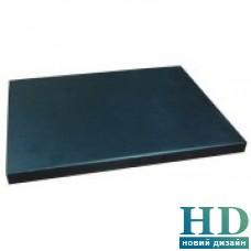 Доска разделочная черная; 400*300*20 мм;