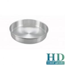 Форма для выпекания алюминиевая  д25*h5см