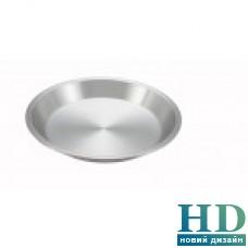 Тарелка для пирога алюминиевая д25см
