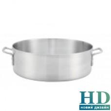 Кастрюля алюминиевая 22 л (44 х 15 см)