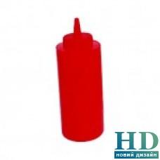 Дозатор для кетчупа (красный) 360мл