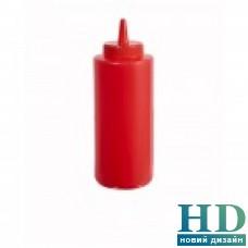 Дозатор для кетчупа (красный) 720мл
