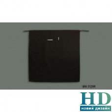 Фартук 77*73 см, черный