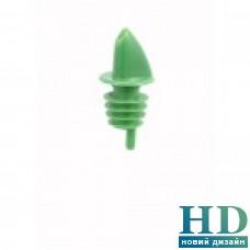Гейзер пластиковый зеленый