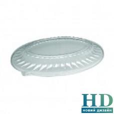 Крышка полистирольная куполообразная прозрачная для 07008