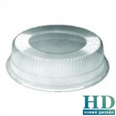 Крышка полистирольная круглая прозрачная для 07021