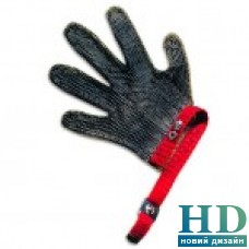 Кольчужная перчатка нержавеющая сталь размер L