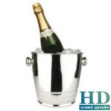 Ведро для шампанского н/с, 4л
