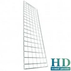 Панель решетчатая хромированная 150х60 см