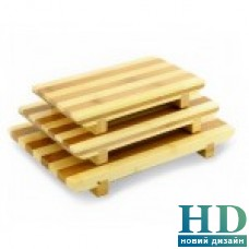 Гета бамбуковое 24*15*3см