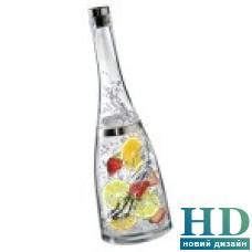 Бутылка акриловая для чая, воды, спиртного Prodyne