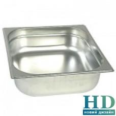 Гастроемкость нержавеющая сталь 2/3-150