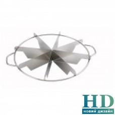 Делитель для торта нержавеюща сталь, 8 сегментов