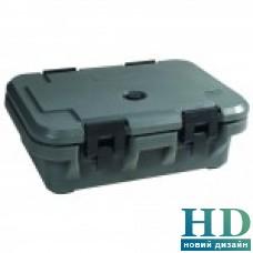 Изотермический переносной контейнер для транспортировки пищи, 62*43*20см