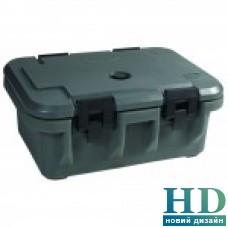 Изотермический переносной контейнер для транспортировки пищи, 62*43*25см