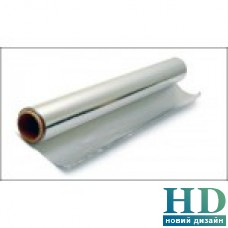 Фольга алюминиевая на ролике 0,30*100м 9 мкм SafePro