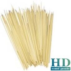 Палочки бамбуковые для шашлика 300мм d=2,5мм 100шт/уп