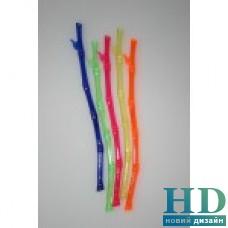 Мешалка Бамбук разноцветная 210 мм 100 шт/уп