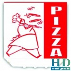 Коробка под пиццу, 450х450мм, 20шт/уп