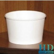 Супная емкость бумажная, 500 мл, 50шт/уп