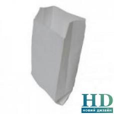 Пакет бумажный белый  для картошки фри 110*110*30 мм 2000 шт/ящ