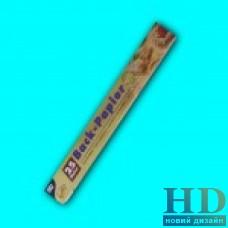 Бумага для выпекания Pap Star коричневая 0,40*25 м