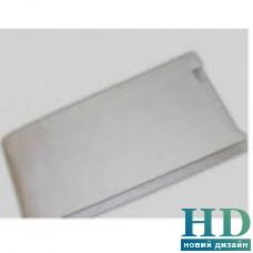 Пакет бумажный саше для бутербродов белый крафт 230*110*30  мм 1000 шт/уп