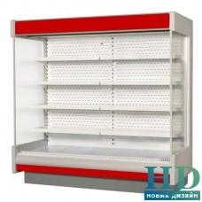 Холодильная горка Cold R-25 P/o B/A