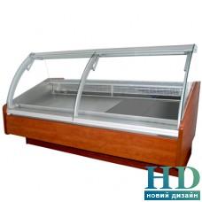 Вітрини холодильні для магазинів
